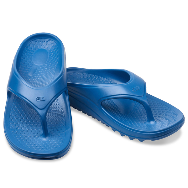 《Spenco》FUSION 2 男 能量回復 涼拖鞋 藍色 SF39-935