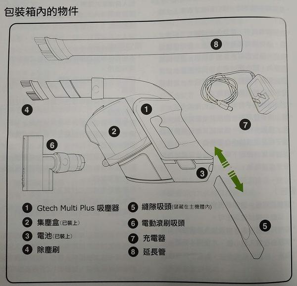 送地板套件【福笙】Gtech Multi Plus ATF012-MK2 小綠 無線除蟎吸塵器 (公司貨保固2年)無法超取請選宅配