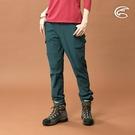 ADISI 女彈性撥水透氣快乾多口袋合身機能長褲AP2021074 (S-2XL)/城市綠洲(防潑水 磨毛 速乾 魚鱗褲)