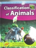 【書寶二手書T4/科學_QCZ】The Classification of Animals_Donna Latham, Casey Rand