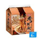統一巷口乾麵炸醬風味100G*4*6【愛買】