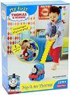 湯瑪士THOMAS小火車 趣味學步彈跳泡泡車 TOYeGO 玩具e哥