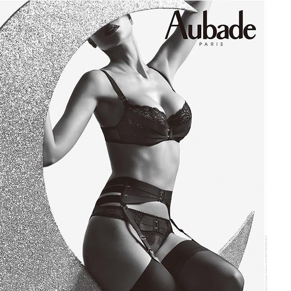 Aubade-過客B薄襯內衣(黑)BI