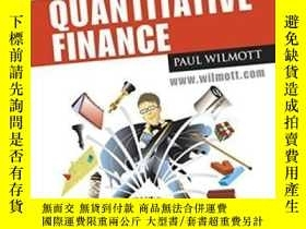 二手書博民逛書店Frequently罕見Asked Questions In Quantitative FinanceY256