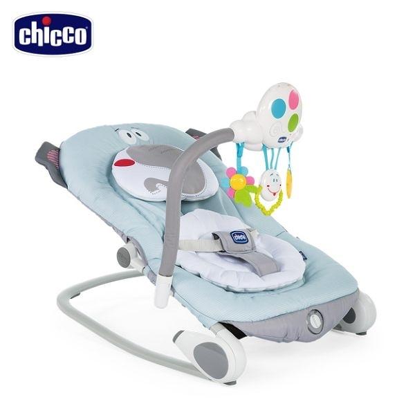 【愛吾兒】Chicco Balloon 安撫搖椅探險版-大象寶寶(CBA79128.69)