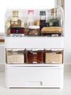 調味罐防油帶蓋調味盒油鹽醬醋瓶調料罐子置物架廚房用品收納盒組合套裝 夏季上新
