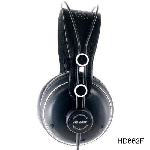 Superlux  HD662F  專業監聽耳機 封閉式 耳罩式 頭戴式 公司貨 另有HD662B/HD662F