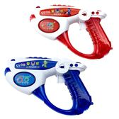 兒童手槍投影仿真燈光聲光音樂寶寶小男孩生日2-3-6歲電動玩具槍