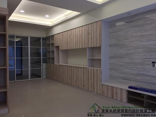 系統家具/系統櫃/木工裝潢/平釘天花板/造型天花板/工廠直營/系統家具價格/高收納櫃-sm0888