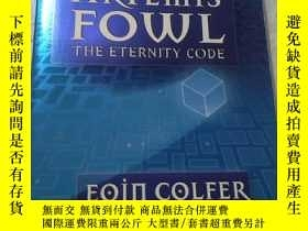 二手書博民逛書店The罕見Eternity Code (Artemis Fowl