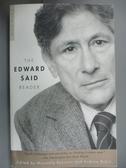 【書寶二手書T2/原文小說_HII】The Edward Said Reader_Said, Edward W./ Ru