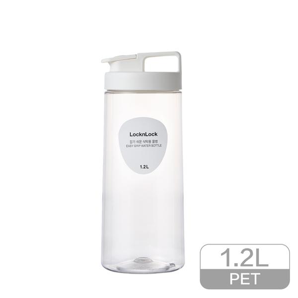 樂扣樂扣 1.2L輕鬆手提PET冷水壺-白