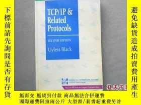 二手書博民逛書店TCP IP罕見and related protocolsY13