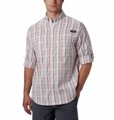 【Columbia】男快排防曬長袖襯衫 UFE71870