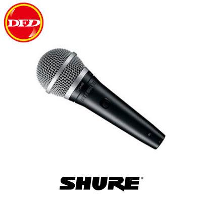 美國 舒爾 SHURE PGA48-LC 麥克風 演講和卡拉OK應用的理想之選 公司貨
