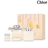 Chloe 同名女性淡香精禮盒 (淡香精75ml、身體乳100ml、小香5ml)【SP嚴選家】