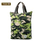 【TROOP】都會時尚URBAN手提包/TRP0409CF(迷彩色)