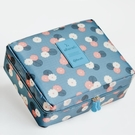 化妝包2021新款ins風超火防水便攜女旅行大容量洗漱包品收納袋盒 橙子精品