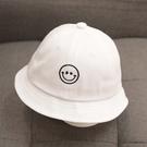 兒童遮陽帽 寶寶帽子春秋薄款純棉嬰兒漁夫帽可愛超萌遮陽嬰幼兒童正韓男童潮-Ballet朵朵