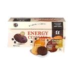 促銷到6月29日 CA126811 口福不淺 能量蛋白餅 651公克 42包入 (可可 + 花生口味)