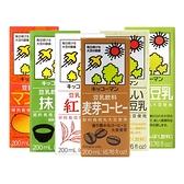龜甲萬 豆乳(200ml) 款式可選【小三美日】豆漿※禁空運