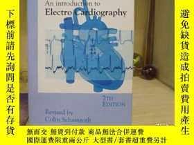 二手書博民逛書店An罕見introduction to Electro Card