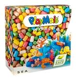 德國PlayMais 玩玉米創意黏土主題禮盒-海底世界