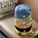 兒童帽寶寶地主瓜皮帽1-3歲2男潮春秋嬰兒帽子【創世紀生活館 】