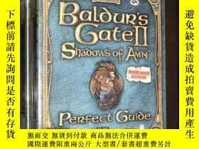 二手書博民逛書店Baldur s罕見Gate II: Shadows of Am