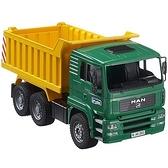 bruder 1:16 卸貨車 MAN TGA (德國製造) RU2765