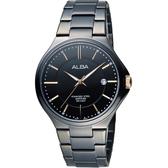 ALBA 輕薄簡約時尚紳士腕錶 VJ42-X184K AS9C07X1