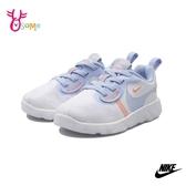 NIKE童鞋 寶寶鞋 男女童運動鞋 慢跑鞋 跑步鞋 球鞋 LUCENT II TD Q7022#白水◆OSOME奧森鞋業