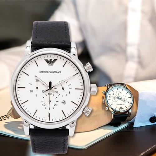 ARMANI 都會時尚腕錶