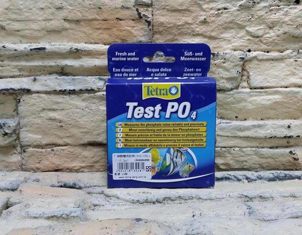 【西高地水族坊】德國Tetra PO4磷酸鹽測試劑10ml*1