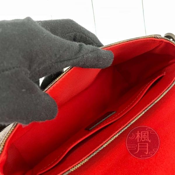 BRAND楓月 LOUIS VUITTON LV 路易威登 N53000 棋盤手提兩用包CROISETTE 肩背包