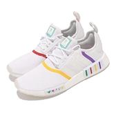 adidas X DISNEY NMD_R1 白 彩色 男女鞋 Boost 迪士尼 聯名 愛迪達 【ACS】 GX0996