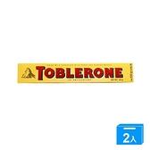 瑞士三角牛奶巧克力100G【兩入組】【愛買】