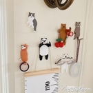 動物玻璃冰箱貼無痕軟膠粘鉤 納米硅膠瓷磚門掛鉤熊貓北極熊 3C優購