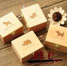 旋轉音樂盒木質兒童創意生日禮物送女生男友閨蜜七夕情人節【全館限時88折】