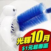 [限購價$39] 風扇清潔刷 紗窗縫隙清潔刷 (不挑色) NC9580