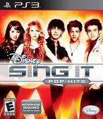 PS3 迪士尼想唱就唱:流行節奏(美版代購)