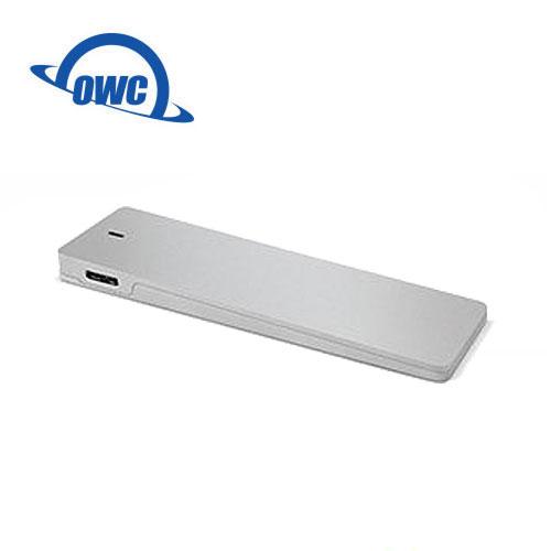 OWC Envoy USB 3.0 SSD 外接盒 只限安裝 2010~2011 Mac 型號內拆下的原廠 SSD (OWCMAU3ENVOY11)
