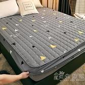 夾棉床笠單件隔尿防水床罩床單防滑固定加厚席夢思床墊防塵保護套 雙十一全館免運