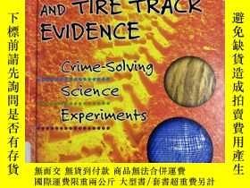 二手書博民逛書店Hair,罕見Clothing, and Tire Track Evidence 頭發、服裝和輪胎跟蹤證據 犯罪解