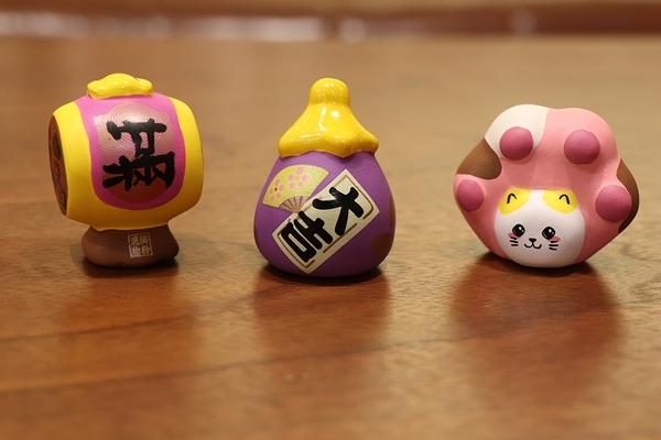 【金石工坊】小小系列 - 小小茄吉、小小開運掌、小小滿願槌