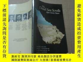 二手書博民逛書店The罕見Dead Sea Scrolls After Fort