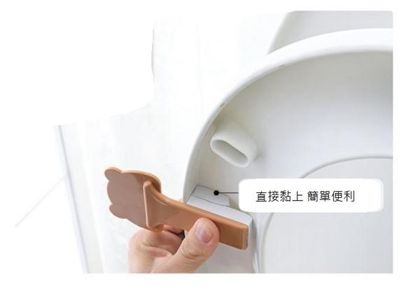 創意馬桶蓋手提器 可愛卡通便捷馬桶提蓋器 不髒手揭開馬桶蓋【Mr.1688先生】