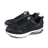 G.P 阿亮代言 運動鞋 氣墊型 黑色 男鞋 P6927M-10 no440