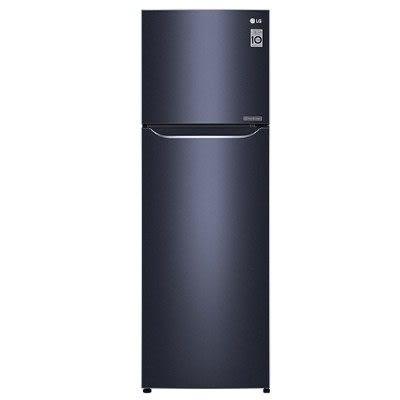 *~新家電錧~*【LG樂金GN-L307C 】直驅變頻上下門冰箱 / 星曜藍
