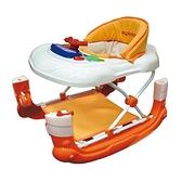 高級嬰兒學步車 多功能搖椅【愛買】